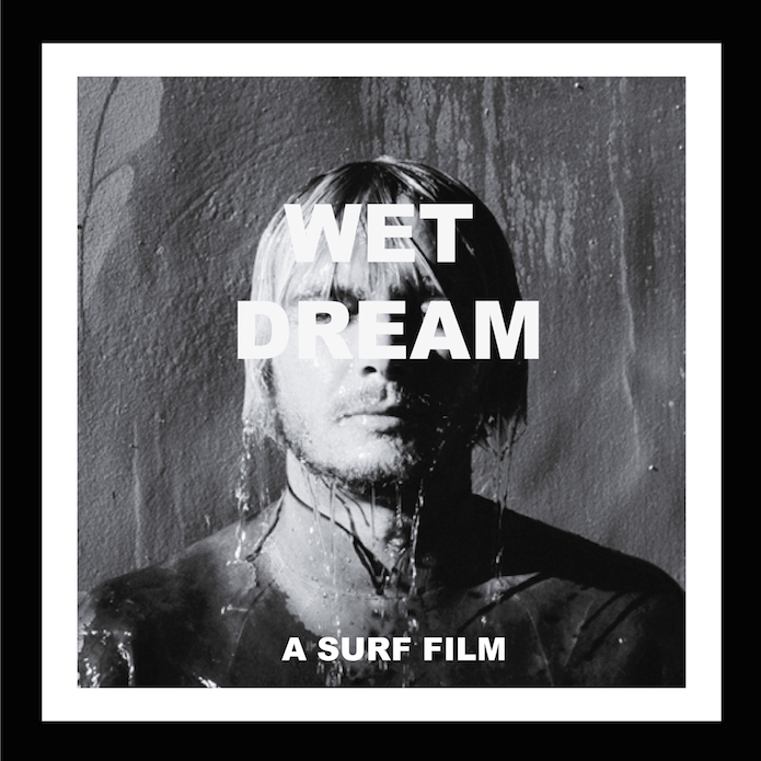 WET DREAM COVER ART