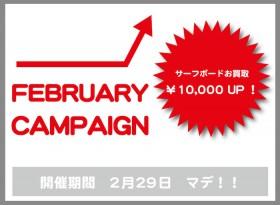 20160123の2月キャンペーン